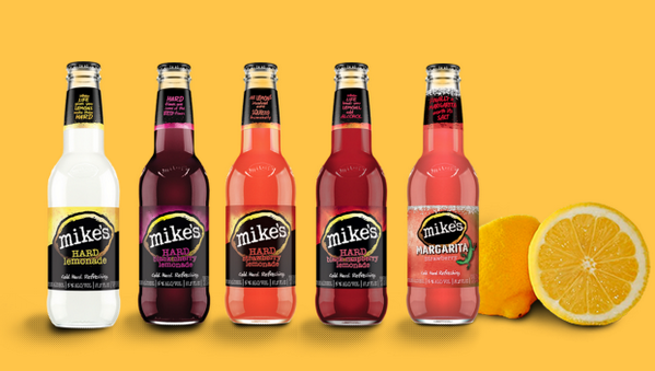mikes hard cider